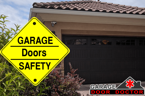 Garage Doors Safety CA