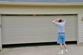 How to Repair Your Garage Door